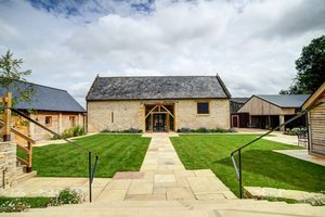 The Barn at Upcote for hire