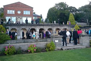 Consall Hall & Gardens for hire