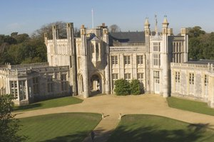 Highcliffe Castle for hire