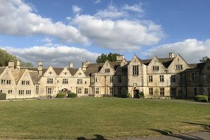 Rodmarton Manor for hire