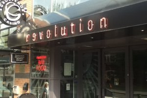 Revolution Deansgate Locks for hire