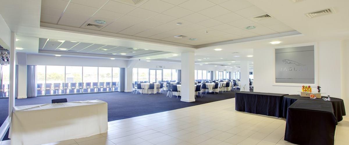 Warwickshire Suite At Edgbaston Stadium for hire