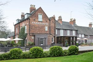 The Farmhouse at Mackworth for hire