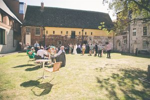 Gloucester Blackfriars Priory for hire