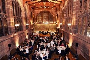 St Mary's Guildhall for hire