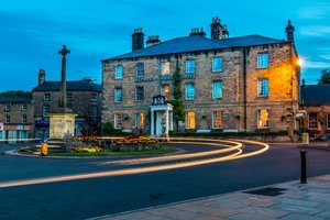 Rutland Arms Hotel for hire