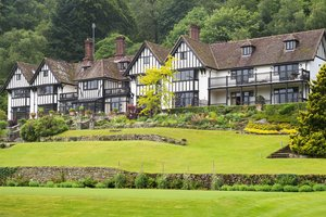 Gidleigh Park Hotel for hire