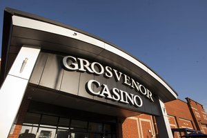 Grosvenor Casino Salford for hire