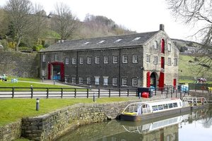 Standedge Tunnel and Visitor Centre for hire
