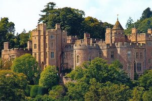 Dunster Castle for hire