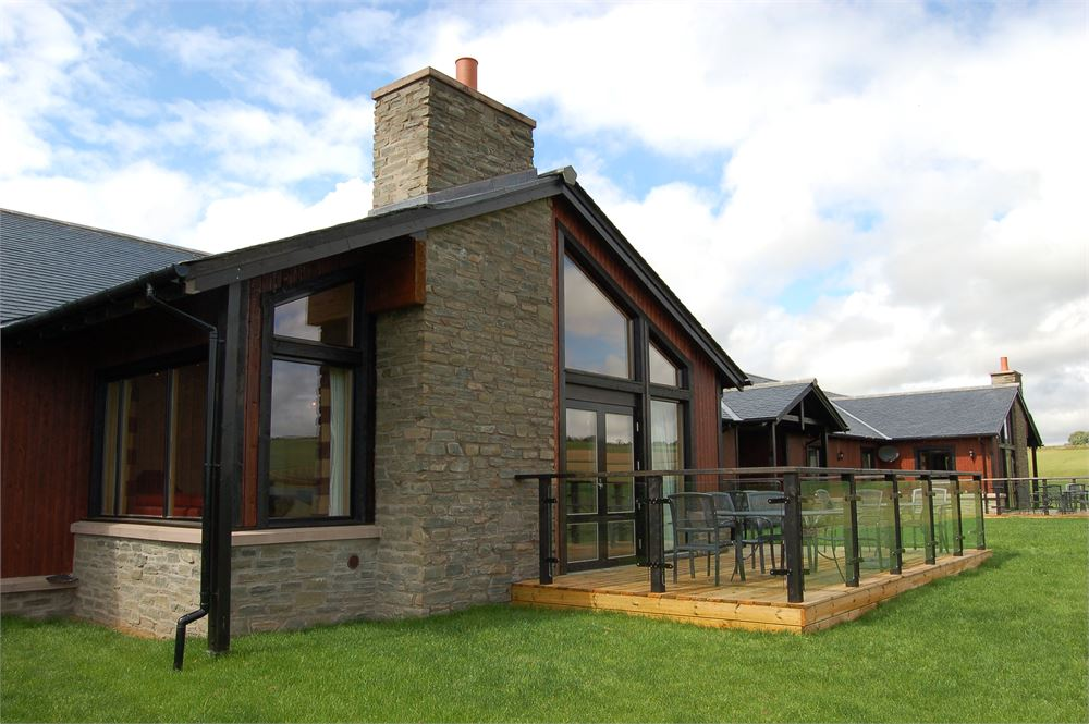 Forbes of Kingennie Country Resort for hire