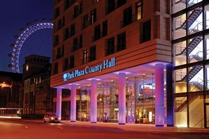 Park Plaza County Hall London for hire