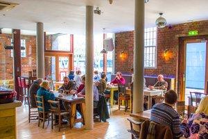 Mackenzies Cafe Bar Bristol for hire