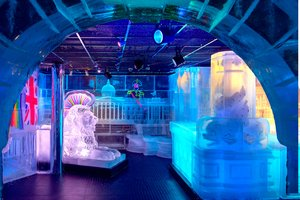 Belowzero Ice Bar for hire