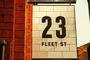 23 fleet street for hire