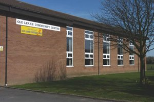 Old Leake Community Centre for hire