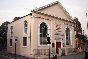 Newington Green Chapel for hire