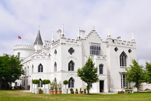 Strawberry Hill House for hire