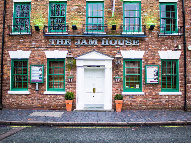 The Jam House for hire