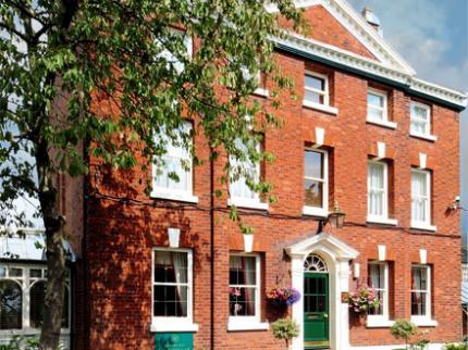 Etrop Grange Hotel for hire