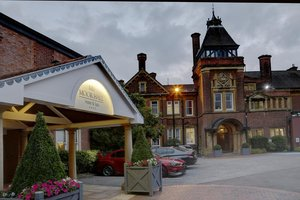 Moor Hall hotel & Spa for hire