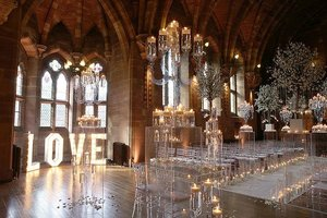 Peckforton Castle for hire