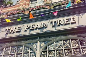 The Pear Tree for hire