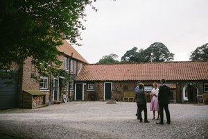 Dale Farm Weddings for hire