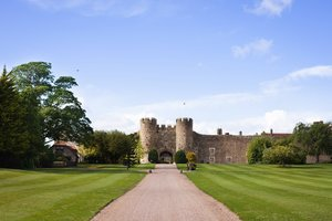 Amberley Castle for hire
