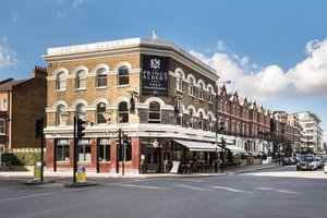 The Prince Albert for hire