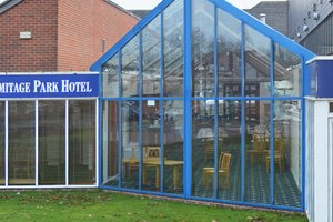 Hermitage Park Hotel for hire