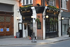 The White Hart for hire