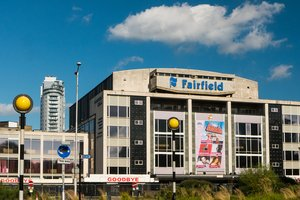 Fairfield Halls for hire