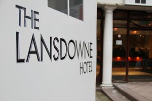 Lansdowne Hotel for hire