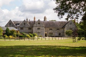 The Manor Barn for hire