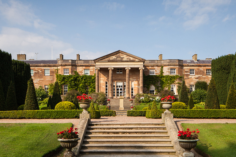Hillsborough Castle for hire