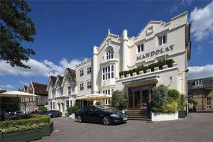 The Mandolay Hotel for hire