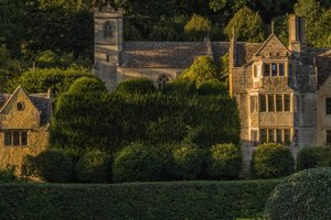 Owlpen Manor Estate for hire