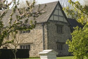 Donington le Heath Manor House for hire