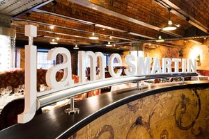 James Martin Manchester for hire
