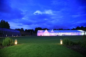 Luton Hoo Walled Garden for hire