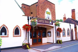 Castle Hall  Bridgnorth for hire