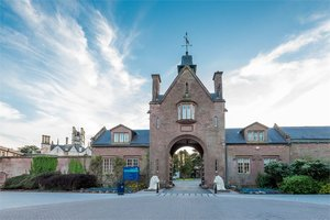 Lilleshall Hall for hire