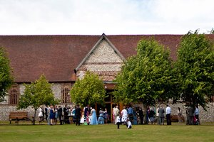 The Tithe Barn for hire