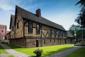 Merchant Adventurers' Hall for hire