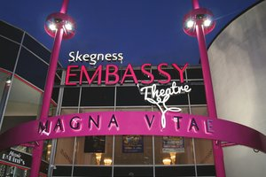 The Embassy Theatre for hire