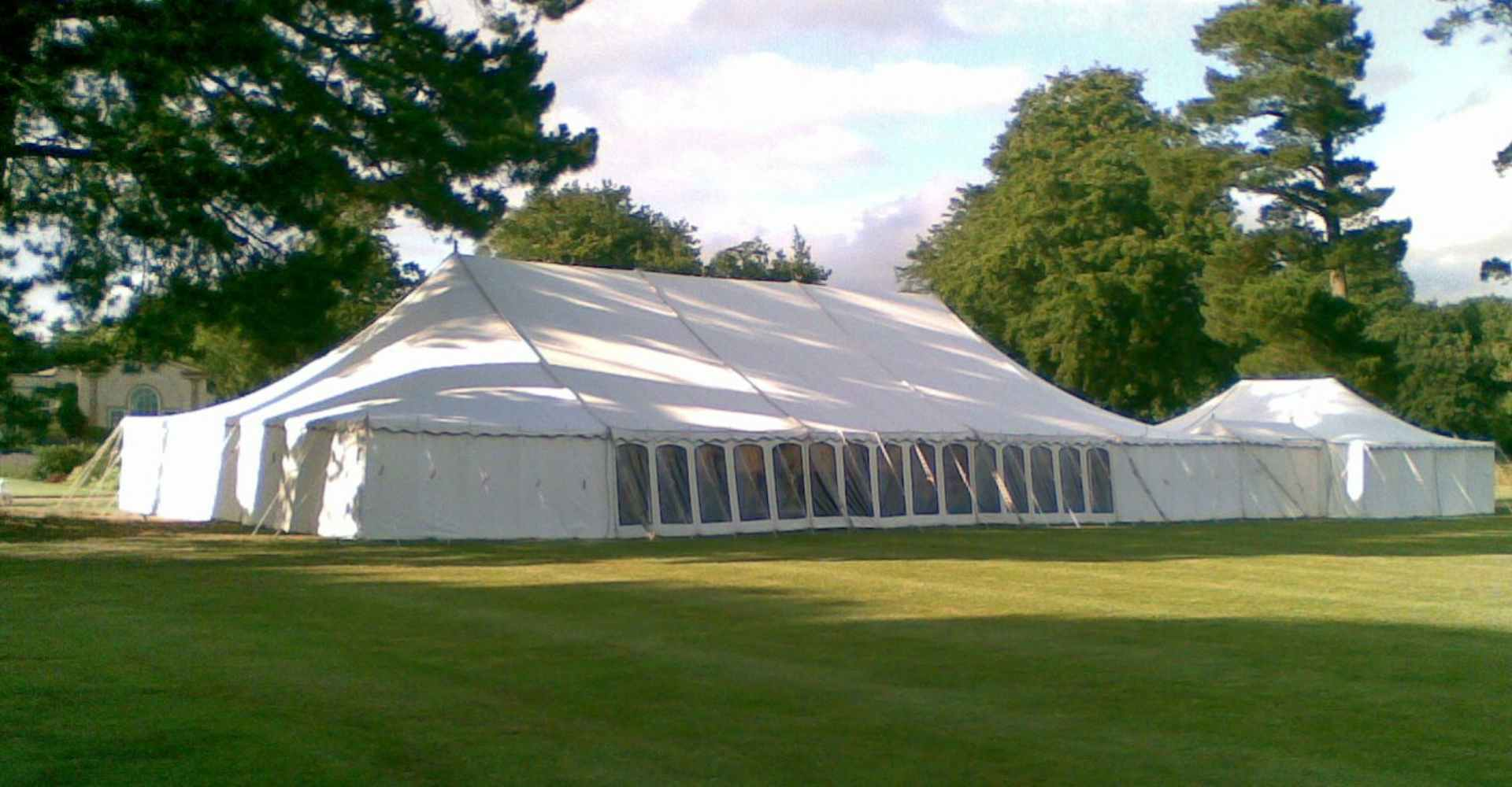 Bennetts Traditional Marquees for hire