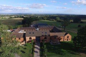 Fairoaks Barns for hire