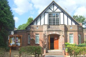 Canford Cliffs Village Hall for hire