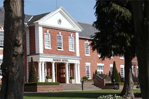 Best Western PLUS Manor Hotel for hire